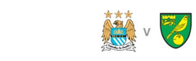 Man City v Norwich