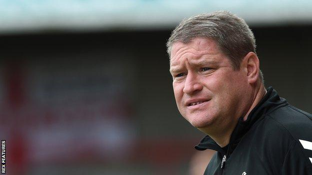 Matt Beard was previously named FA WSL manager of the year in 2013 and 2014