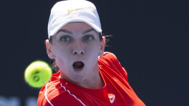 Simona Halep: World number one loses to Ashleigh Barty at Sydney International thumbnail