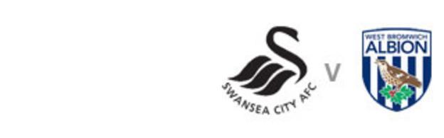 Swansea v West Bromwich Albion