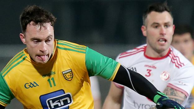Football League: Harte says Donegal game 'critical' to Tyrone survival hopes