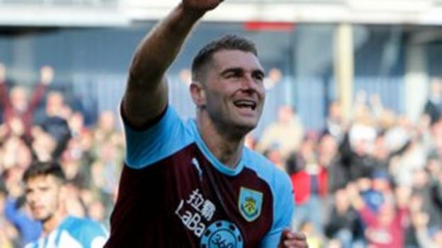 Sam Vokes has played 246 times for Burnley