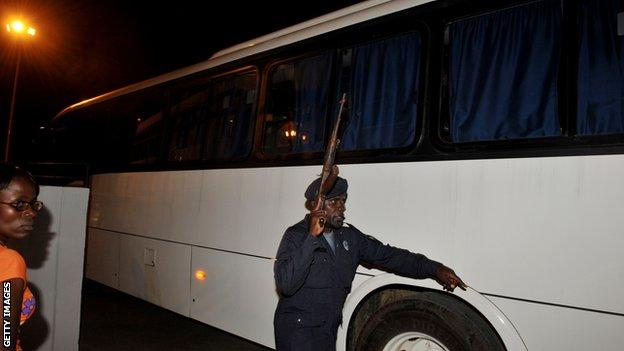 Togo bus