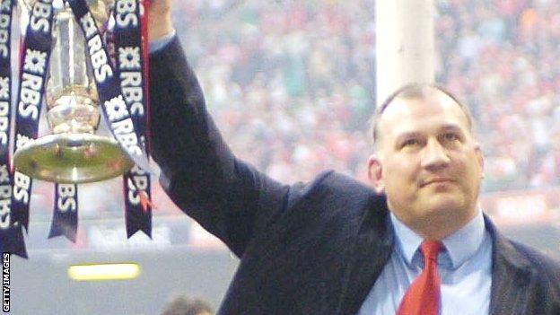 Former Wales coach Mike Ruddock