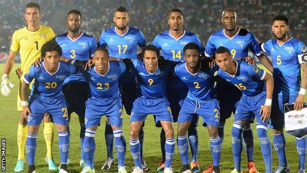 Cape Verde team