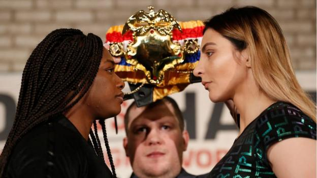 Claressa Shields v Christina Hammer: The biggest fight in women's boxing history thumbnail