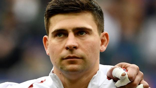Scotland v England: Ben Youngs dropped for Six Nations match thumbnail