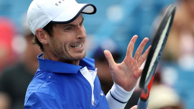 Rafa Nadal Open: Andy Murray beats teen Imran Sibille to seal first singles win since hip surgery thumbnail