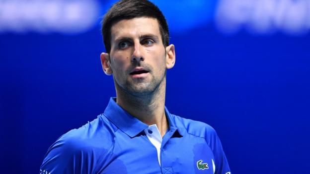 Novak Djokovic says Australian Open letter written with 'good intentions' (2021)