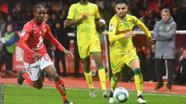Ibrahima Diallo Southampton Sign Midfielder On Four Year Deal Bbc Sport