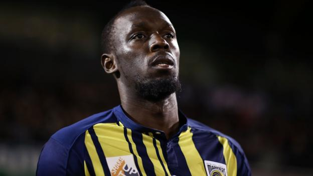 Usain Bolt: Olympic champion has 'touch like a trampoline', says Andy Keogh thumbnail