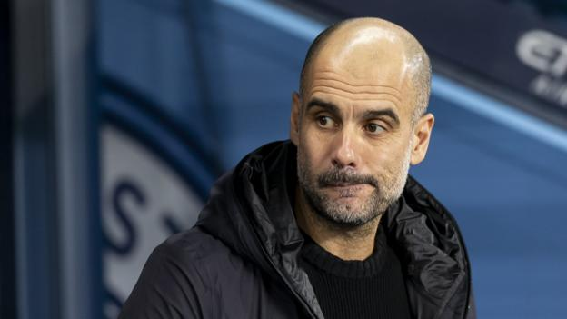 Manchester City must
