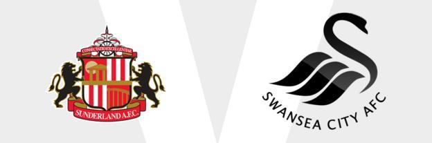 Sunderland v Swansea City