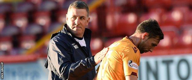 Mark McGhee is beginning his second spell in charge at Motherwell