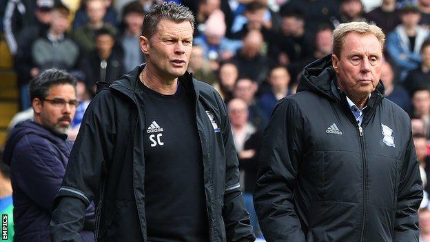 Harry Redknapp (right)