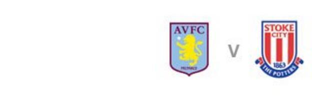 Aston Villa v Stoke