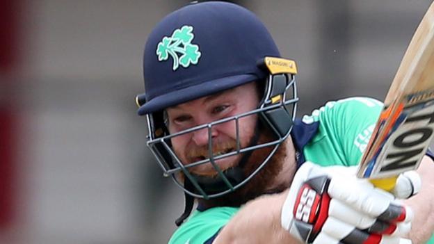 Ireland lose to Afghanistan by 16 runs in Twenty20 opener