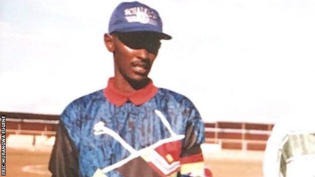 Eric Murangwa Eugene