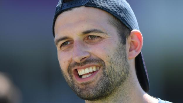 Mark Wood: England bowler says it was 'right thing' for players to make donation
