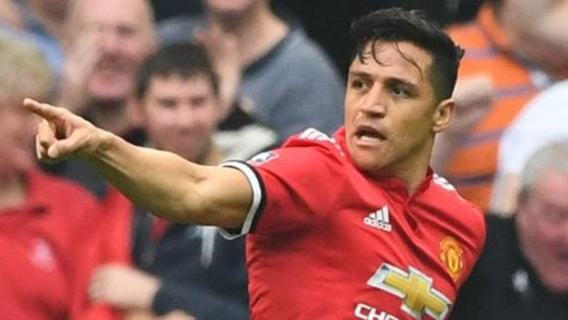 Alexis Sanchez: Forward given 'green light' to join Man Utd team-mates in USA - ...