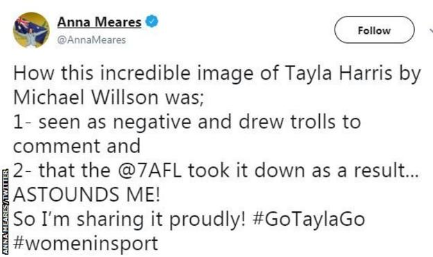 Anna Meares/Twitter