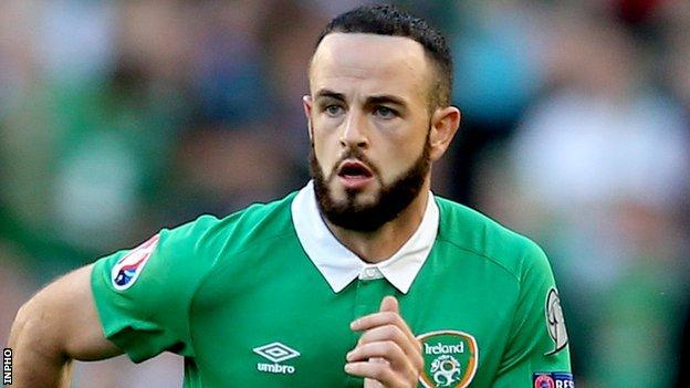 Marc Wilson made just one Premier League start for Stoke during he 2015/16 season