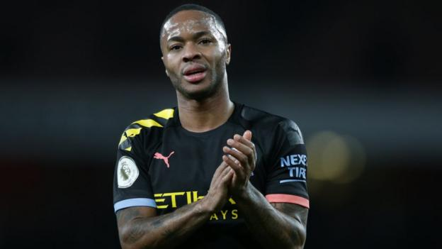 Raheem Sterling says Real Madrid are a 'fantastic club' but is 'really happy' at Manchester City thumbnail