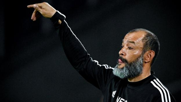 Europa League: Wolves boss Nuno Espirito Santo says his team