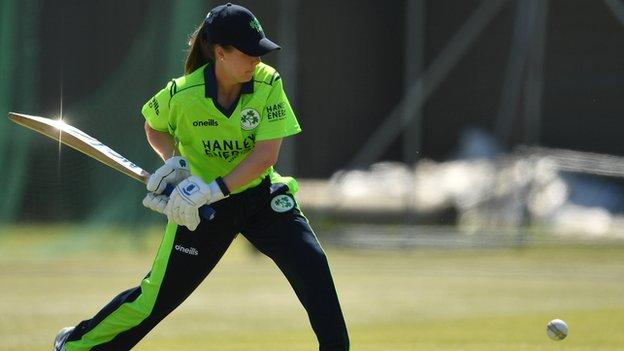 Laura Delany is back from injury to skipper Ireland at Stormont