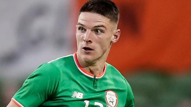 Declan Rice wins Irish Young Player of the Year award despite declaring for England thumbnail