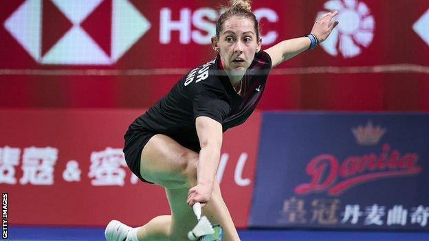 The win was Kirsty Gilmour's second BWF World Tour title