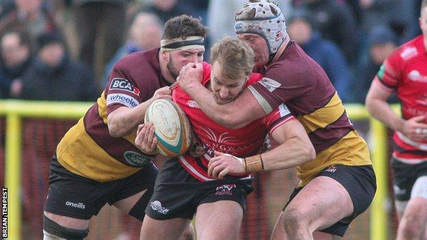 Cornish pirates v Ampthill