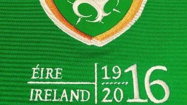 Republic of Ireland 1916 rising slogan