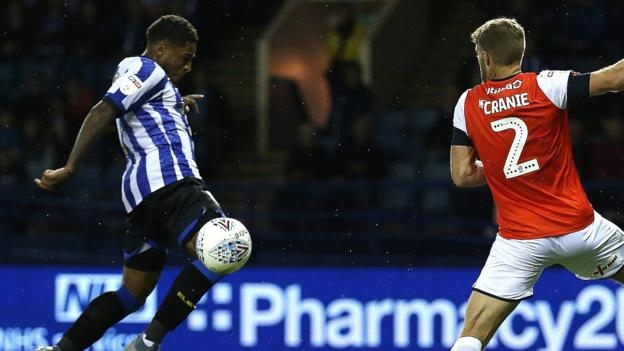 Sheffield Wednesday 1-0 Luton Town: Harris goal sends Owls to top of...