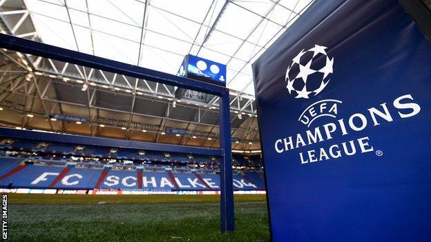 German club Schalke's stadium