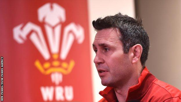 Stephen Jones is on his way to join up with Wales to take over as backs coach