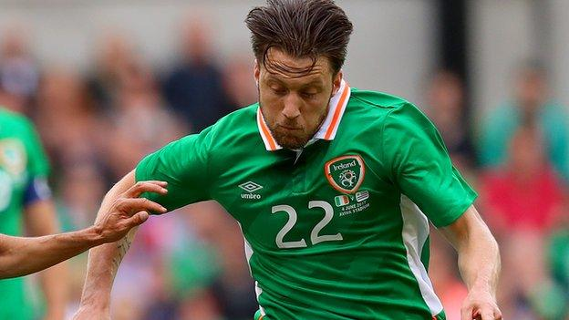 Harry Arter played for the Republic of Ireland at Under-17 and Under-19 level before making his senior debut in June 2015.