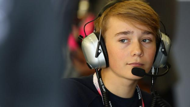Extreme E: British driver Billy Monger to race in new series
