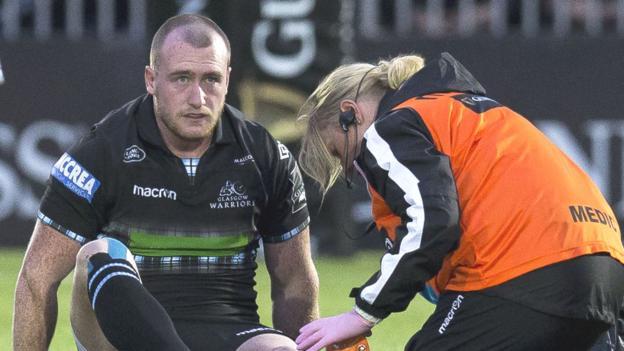 Stuart Hogg: Glasgow & Scotland full-back set ...