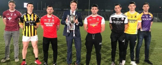 BBC Sport NI's Thomas Niblock is the commentator for the Ulster club SFC quarter-final between Crossmaglen Rangers and Clontibret which will be streamed live on the BBC Sport NI website and BBC Sport app.