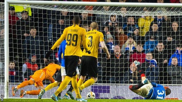 Borna Barisic own goal