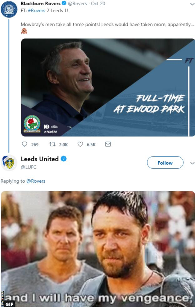 Leeds on Twitter