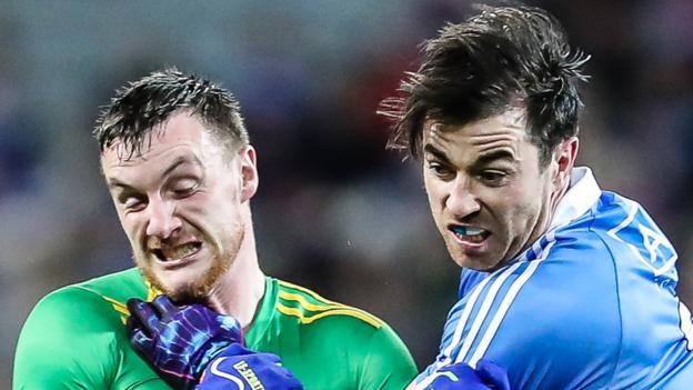 Football League, Division One: Dublin 0-20 0-15 Donegal