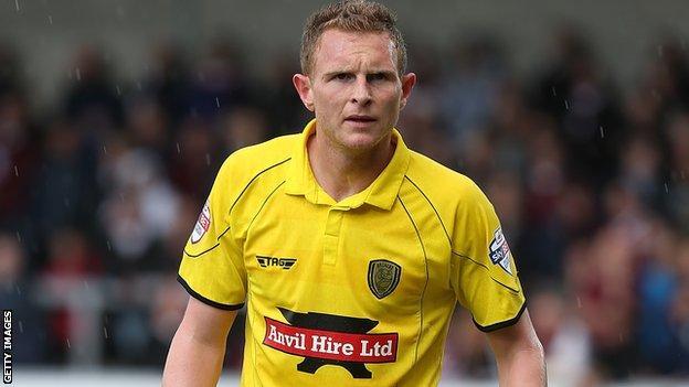 Stuart Beavon Burton Albion