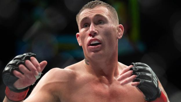 Darren Till: British UFC fighter 'lost' himself over past year thumbnail