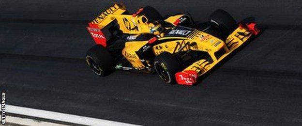 Renault in 2010