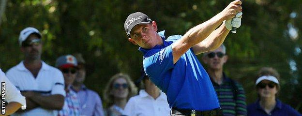 Grant Forrest will play in the South African Open and the Alfred Dunhill Championship before Christmas