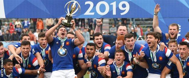 France under-20 World Cup winner