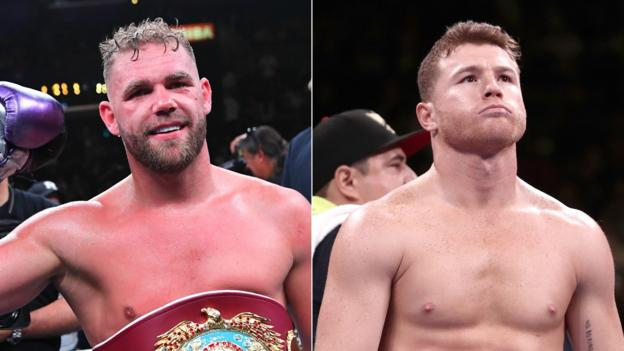 Weight loss diet Billy Joe Saunders close to Saul 'Canelo' Alvarez fight deal thumbnail