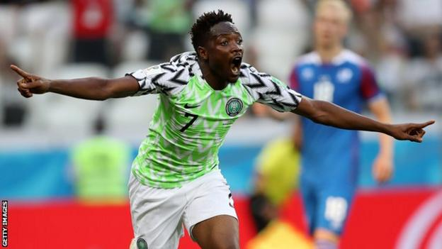 World Cup 2018 Report: Musa earns Nigeria win over Iceland - and gives Argentina hope